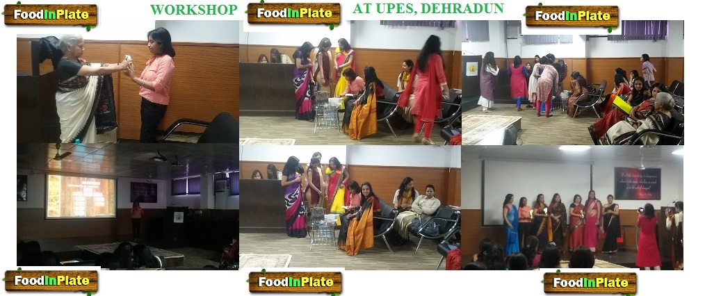 Workshop on Women's health at UPES, Abohar<br/><br/>