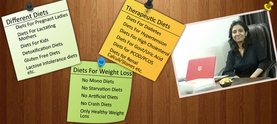 Our Online/Offline Weight Loss/Gain Services Amritsar and all over<br/><br/>